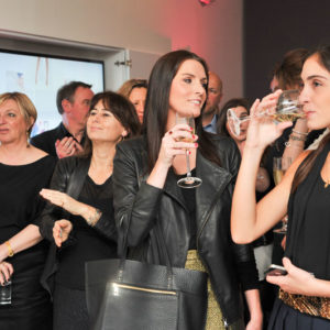 Conde Nast College of Fashion & Design Launch Party