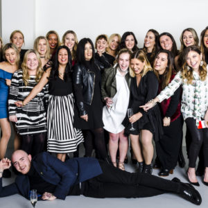 The January-March 2016 Vogue Fashion Certificate Graduation!