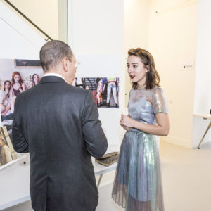 Final Project Exhibition: 2014-2015 Vogue Fashion Foundation Diploma