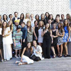 The Vogue Fashion Foundation Diploma Students Graduate!