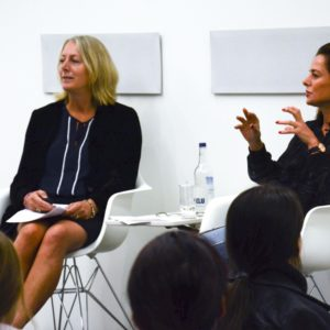 Editor and Journalist Harriet Quick visits the Condé Nast College