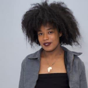 Josie Judd, BA (Hons) Fashion Communication alumna