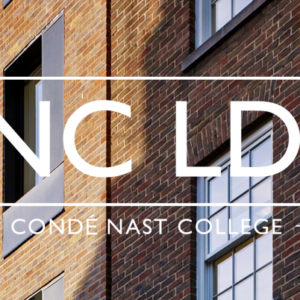 The Condé Nast College launches student-run fashion blog