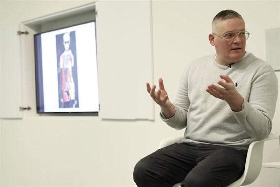 Conde Nast College Talks Giles Deacon019