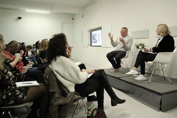 Conde Nast College Talks Giles Deacon023