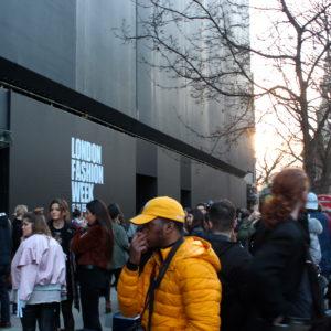 London Fashion Week Autumn/Winter 2017