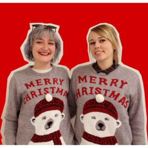 CNC Student Style: Festive Jumpers