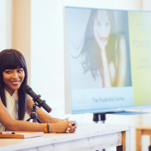 Model Advice from Naomi Campbell
