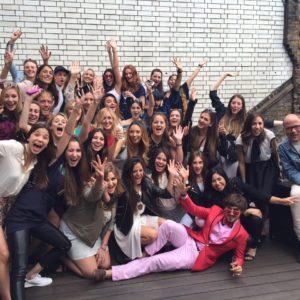 2015 Vogue Intensive Summer Course Graduation!
