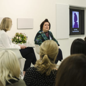 Wit and Wisdom with Suzy Menkes