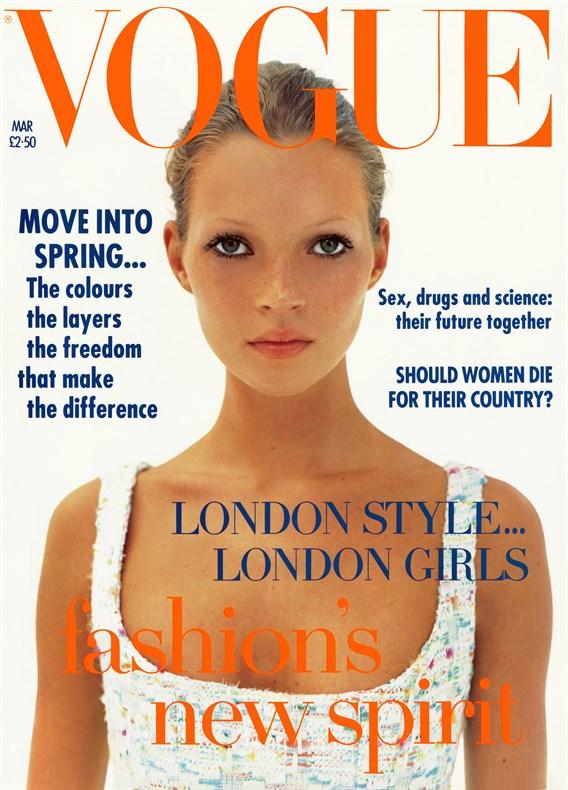Vogue Mar 1993 Corinne Day