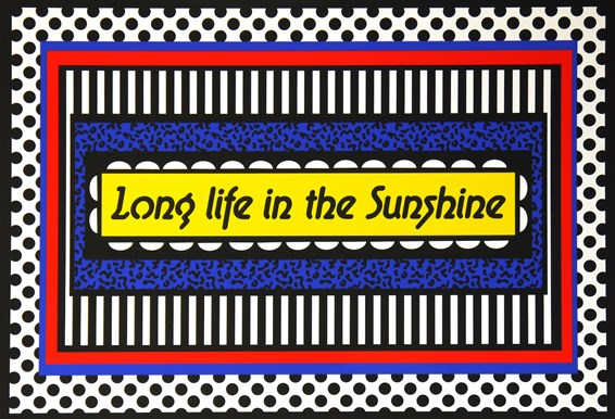 Camille Walala Long Life In The Sunshine (1)