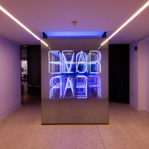 Fear and Love Exhibition
