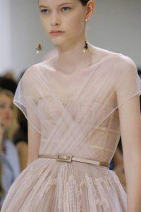 Christian Dior's Autumn/Winter 18 Haute Couture