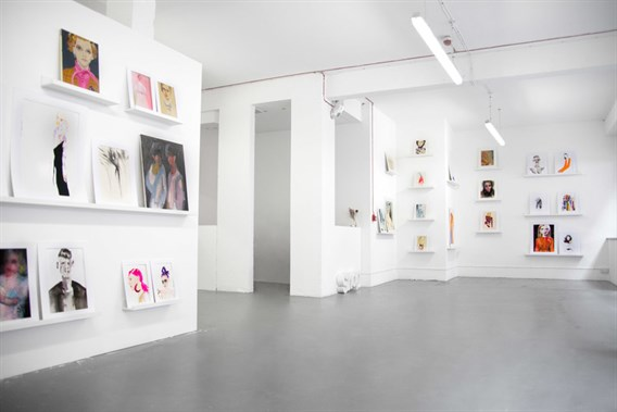 Floral Street Showstudio Popup Gallery 001