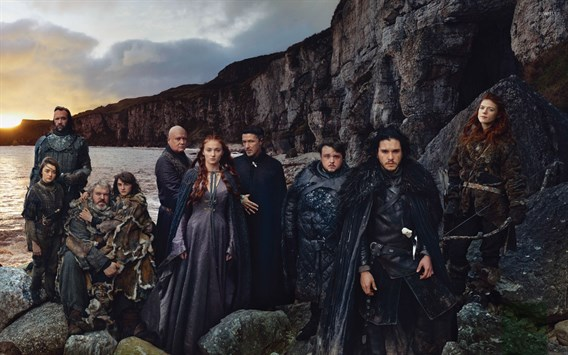 Game Of Thrones Cast 52807 1920X1200
