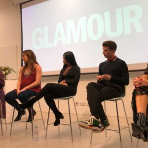 GLAMOUR UK's #blendoutbulling Beauty Panel Comes to The Condé Nast College
