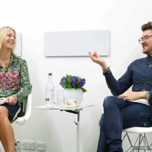 Henry Holland Visits the Condé Nast College