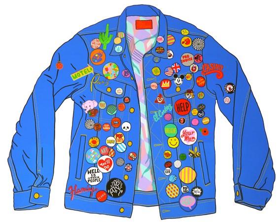 Jess Wilson Denim Jacket (1)