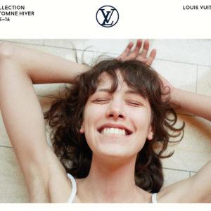 The New Louis Vuitton Girl