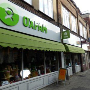 Oxfam Treasure Trove