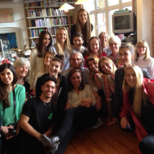 Diploma Students Visit Paul Smith's Studio