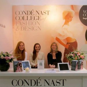 Condé Nast College at London's Spirit of Summer Fair