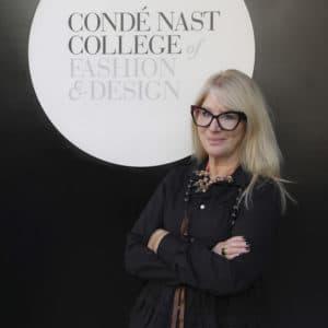 Legendary makeup artist Val Garland
