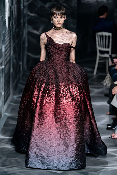 Christian Dior AW19 Couture