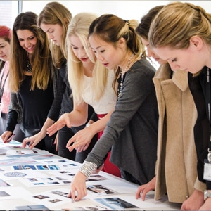 Updates to our BA (Hons) Fashion Communication Course