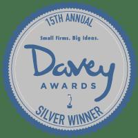 Davey Awards Badge