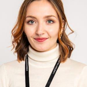 Image showing Emily Dempsey, MA Fashion Media Practice