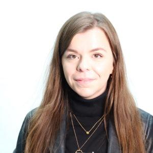 Image showing Emma Bell, BA (Hons) Fashion Communication alumna