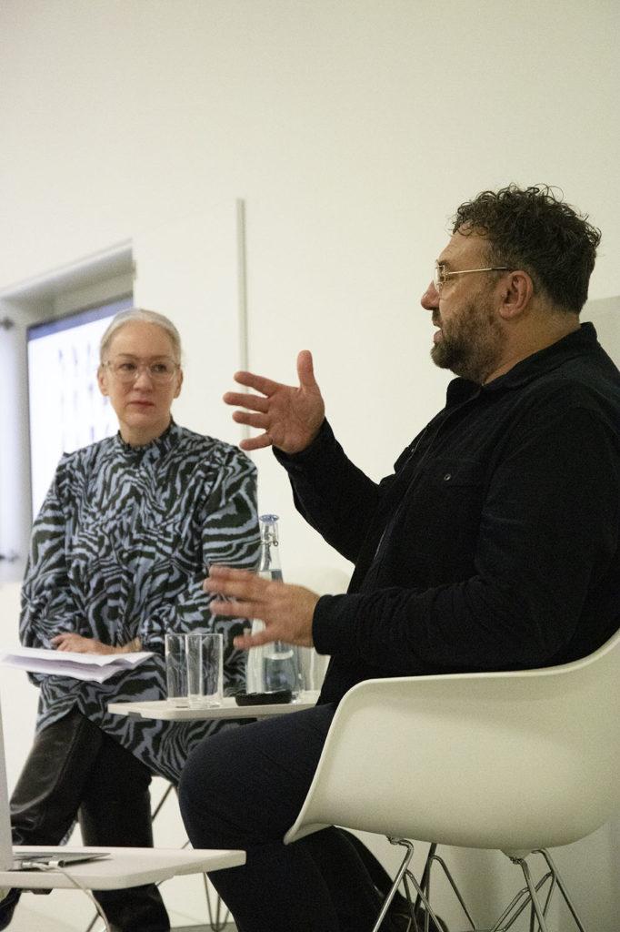 Neil Moodie Talk at Condé Nast College