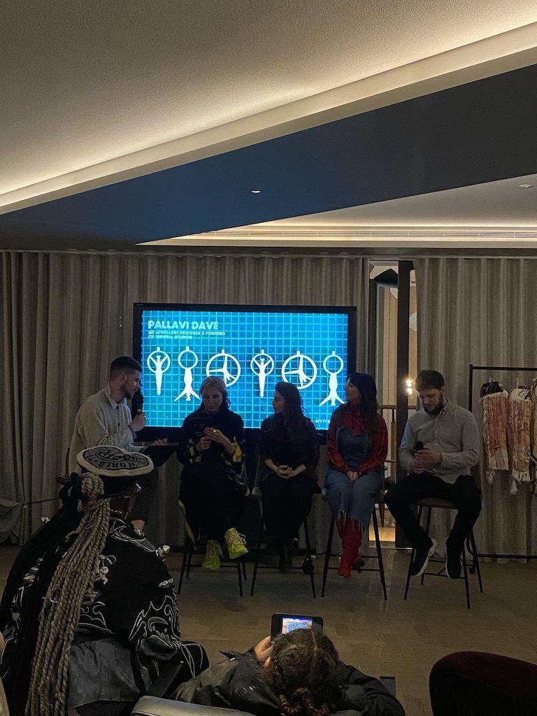 Future Fashion Textile Technology Panel