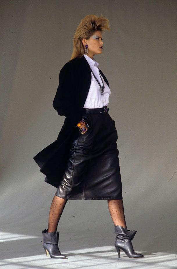1980 Lothar Schmid, Vogue, September 1983