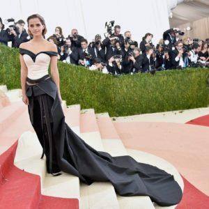 Emma Watson Met Gala 2016 Vogue