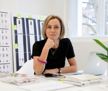 Lead brand strategist Mo White