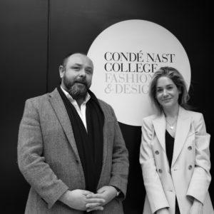 David Zarzecki, Executive Director, and Harriet Asher, Senior Vice President Global Advocate Partnerships