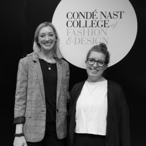 Emily Turner, Account Director and Charlotte Turner, Head of Sustainable Fashion