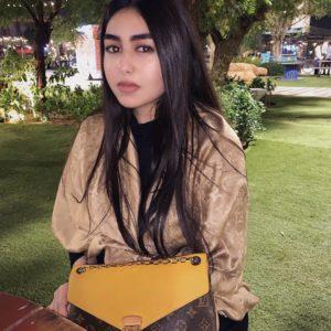 Image showing Ayzhulk Jogezai, Vogue Foundation alumna