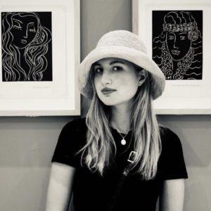 Image showing Erika Thomazi, Vogue Foundation alumna