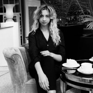 Image showing Megan McClelland, MA Fashion Journalism alumna