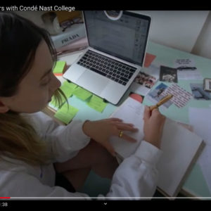 Studying for your Masters with Condé Nast College