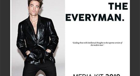 The Everyman Magazine; A Male Lifestyle Publication