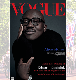 British Vogue - Defining A Nation One Cover At A Time