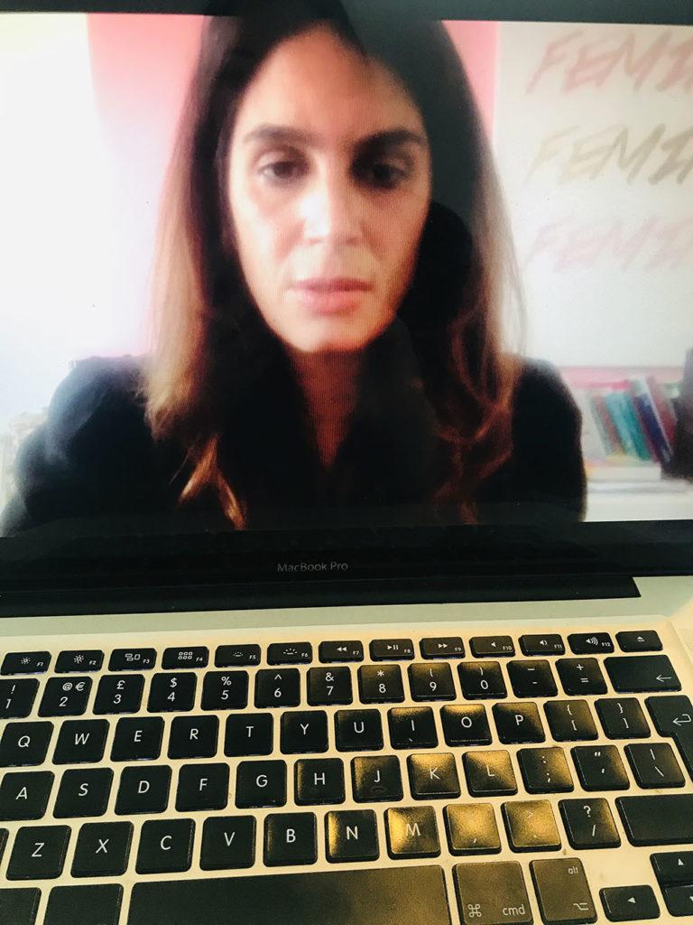 Deborah Joseph Industry Talk Condé Nast College