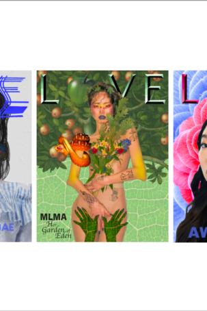 LOVE Magazine: Cover Designs