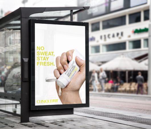 """NO SWEAT, STAY FRESH"" Campaign"