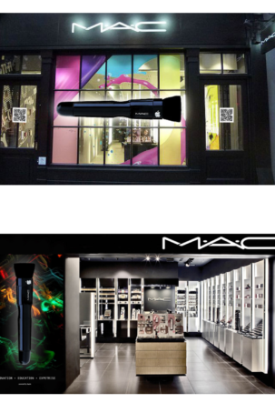 Collaborative Industry Project: Mac Cosmetics